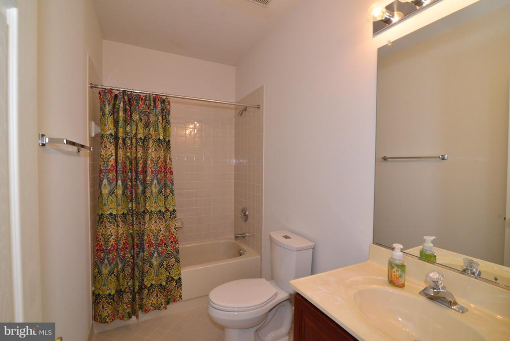 Lower Level Bathroom - 14405 VIRGINIA CHASE CT, CENTREVILLE