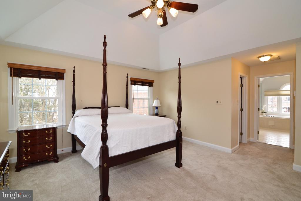 Master Bed/Bath View - 14405 VIRGINIA CHASE CT, CENTREVILLE