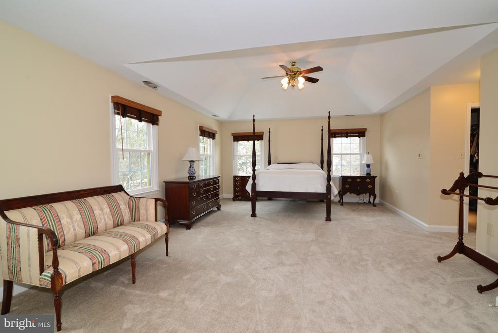 Vaulted Ceilings - 14405 VIRGINIA CHASE CT, CENTREVILLE