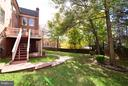 Rear Yard - 14405 VIRGINIA CHASE CT, CENTREVILLE