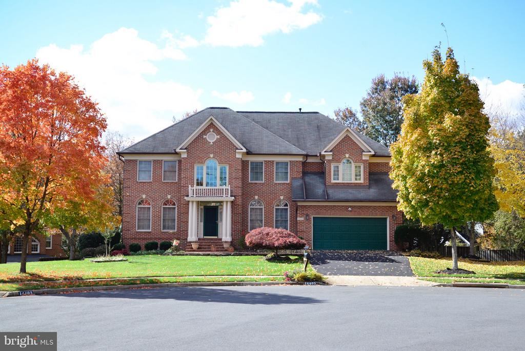 Your New Home! - 14405 VIRGINIA CHASE CT, CENTREVILLE