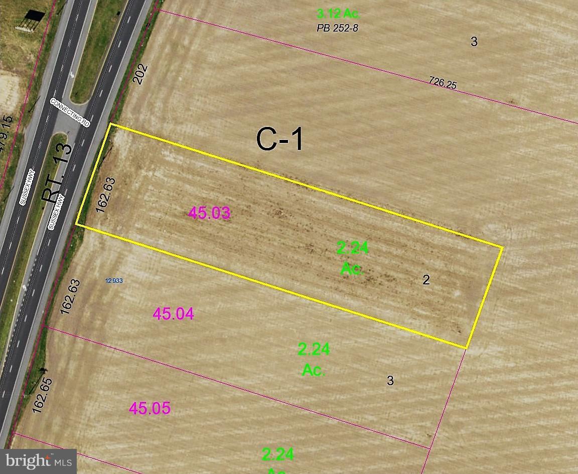 Property voor Verkoop op Greenwood, Delaware 19950 Verenigde Staten