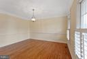 Living room - 55 AZTEC DR, STAFFORD