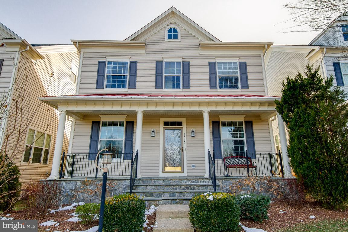 Single Family for Sale at 14021 Indigo Bunting Ct 14021 Indigo Bunting Ct Gainesville, Virginia 20155 United States