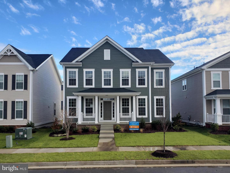 Single Family for Sale at 833 Coastal Ave Stafford, Virginia 22554 United States