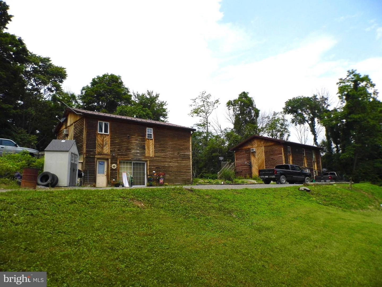 Duplex Homes para Venda às Flintstone, Maryland 21530 Estados Unidos