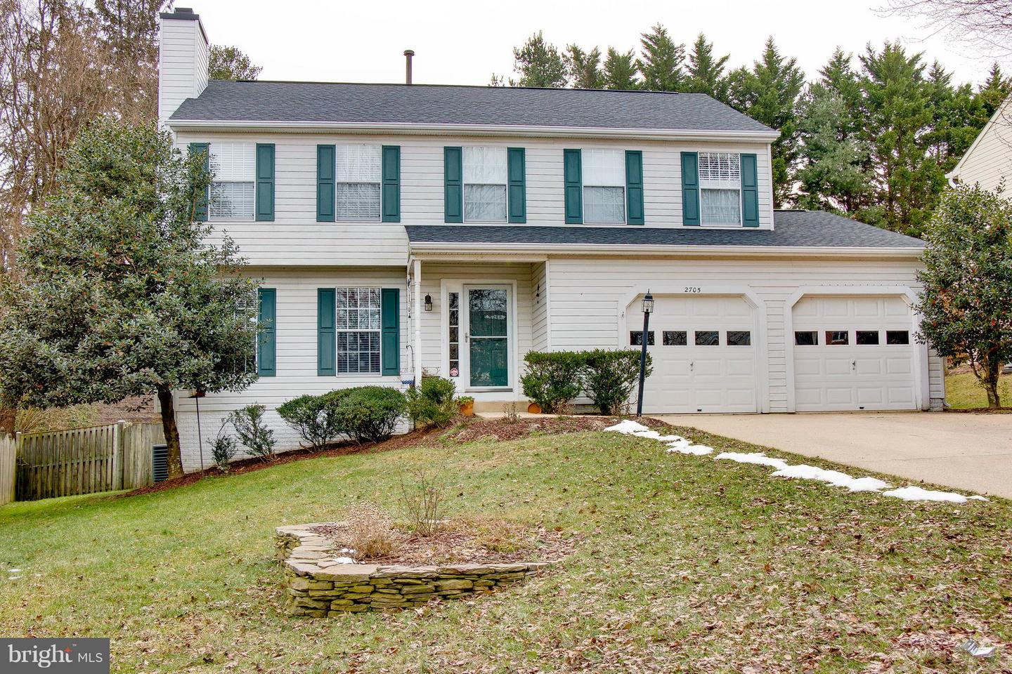 Single Family Home for Sale at 2705 Vergils Court 2705 Vergils Court Crofton, Maryland 21114 United States
