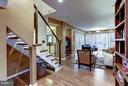 Living room - 5704 OREGON AVE NW, WASHINGTON