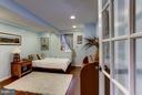 Lower level potential Bedroom 5 - 5704 OREGON AVE NW, WASHINGTON