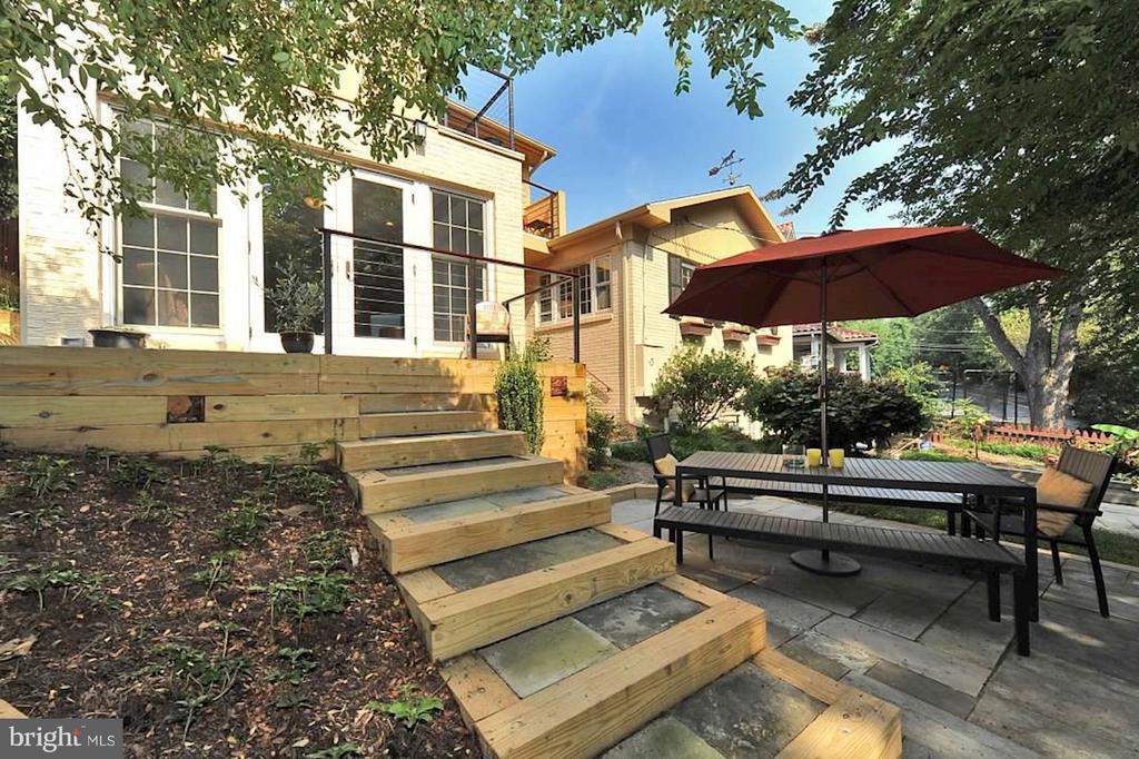 Front patio - 5704 OREGON AVE NW, WASHINGTON