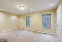 2ND MASTER BEDROOM WITH ATTACHED BATH - 10419 ENGLISHMAN DR #25, ROCKVILLE