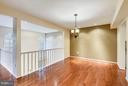 WROUGHT IRON CHANDELIER - 10419 ENGLISHMAN DR #25, ROCKVILLE