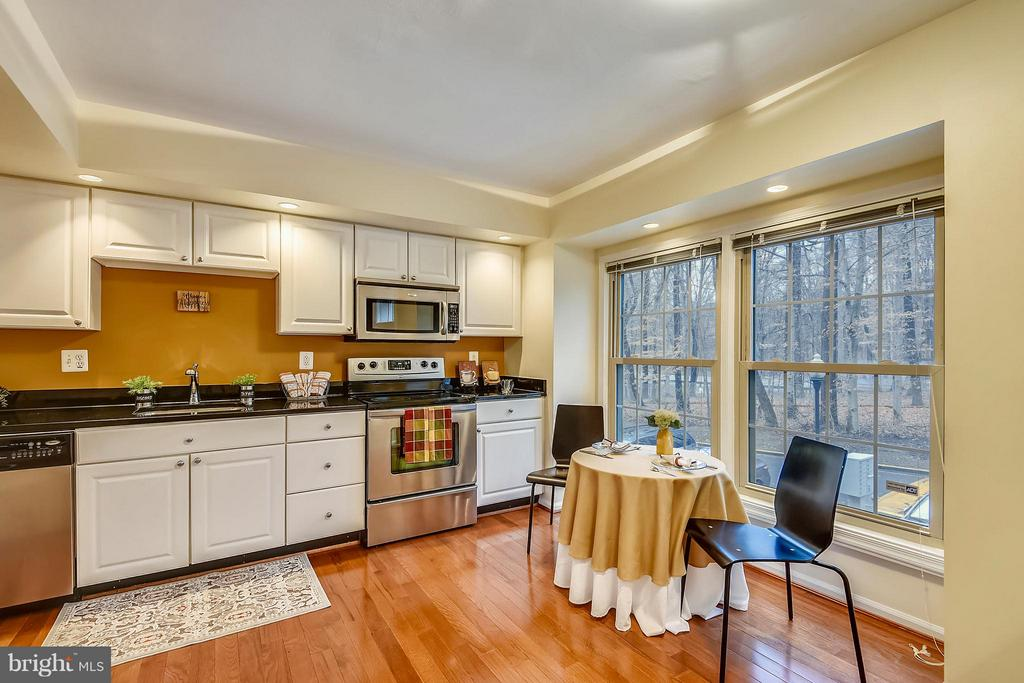 STAINLESS STEEL APPLIANCES - 10419 ENGLISHMAN DR #25, ROCKVILLE