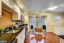GRANITE AND HARDWOOD FLOORS - 10419 ENGLISHMAN DR #25, ROCKVILLE