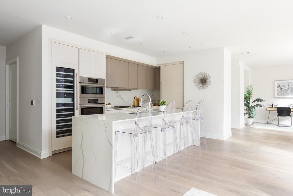 Kitchen - 1427 RHODE ISLAND AVE NW #301, WASHINGTON