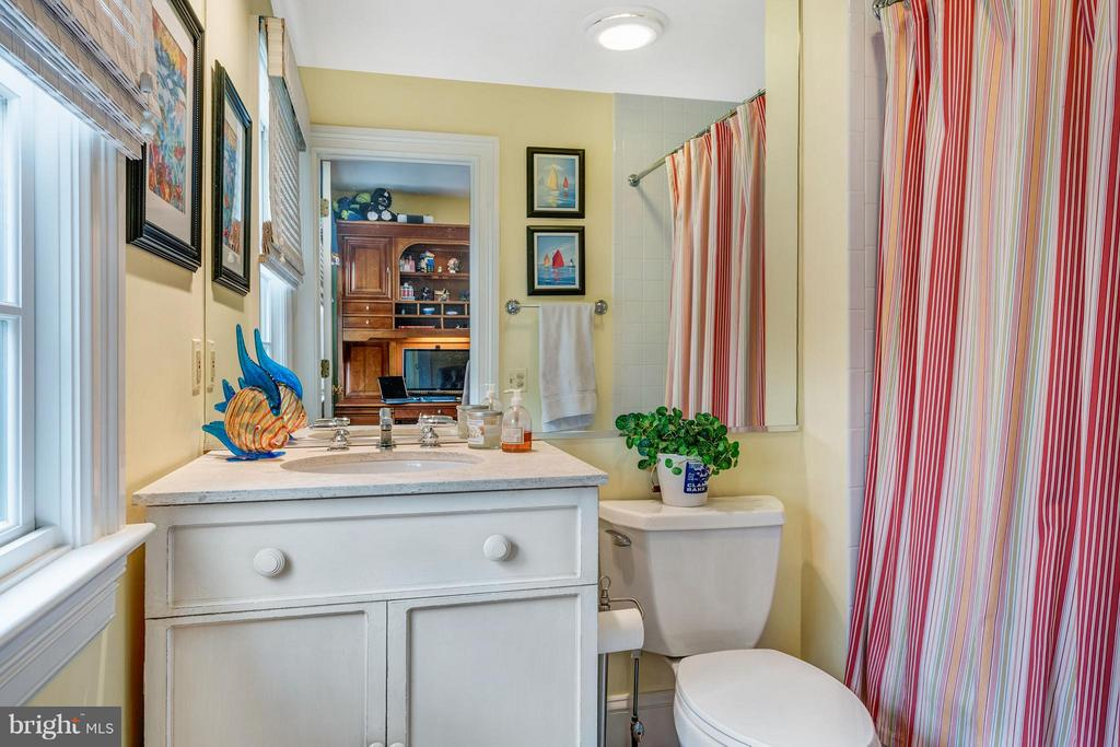 Full bath for 5th bedroom suite - 1208 SOUTHBREEZE LN, ANNAPOLIS