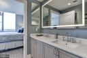 Master Bath - 930 ROSE AVE #1905, NORTH BETHESDA