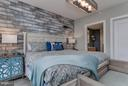 Master Bedroom with Customized Wall - 930 ROSE AVE #1905, NORTH BETHESDA