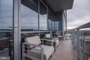 Large Balcony with Amazing Views - 930 ROSE AVE #1905, NORTH BETHESDA
