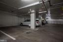 Conveys with 1 Full Sized Garage Parking Space #15 - 930 ROSE AVE #1905, NORTH BETHESDA