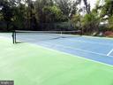 Community tennis court - 1208 SOUTHBREEZE LN, ANNAPOLIS