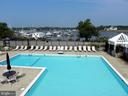 Comm  pool &clubhouse overlooks marina & boat ramp - 1208 SOUTHBREEZE LN, ANNAPOLIS