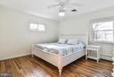 Master Bedroom - 1616 N HOWARD ST, ALEXANDRIA