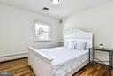 Bedroom #3 - 1616 N HOWARD ST, ALEXANDRIA