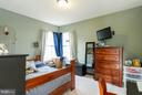 Inviting third bedroom w/ corner window - 3704 THOMASSON CROSSING DR, TRIANGLE
