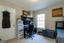 Fourth bedroom with Large Closet - 3704 THOMASSON CROSSING DR, TRIANGLE