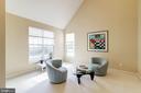 Sunny Living Room - 43226 BALTUSROL TER, ASHBURN