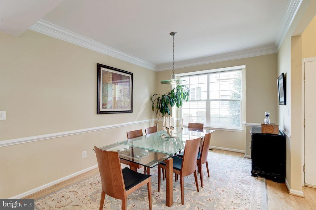 Formal Dining Room - 43226 BALTUSROL TER, ASHBURN