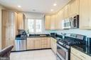 Gourmet Kitchen - 43226 BALTUSROL TER, ASHBURN