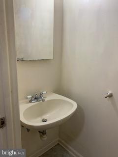 half bath - 3652 WHARF LN, TRIANGLE