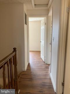 Hallway upper level - 3652 WHARF LN, TRIANGLE
