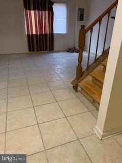 Finished basement with tile - 3652 WHARF LN, TRIANGLE