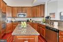 Kitchen - 5143 BRAWNER PL, ALEXANDRIA