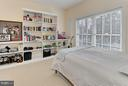 Lower Level - Bedroom - 5143 BRAWNER PL, ALEXANDRIA