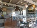 The social barn kitchen - 2312 SWEET PEPPERBRUSH LOOP, DUMFRIES