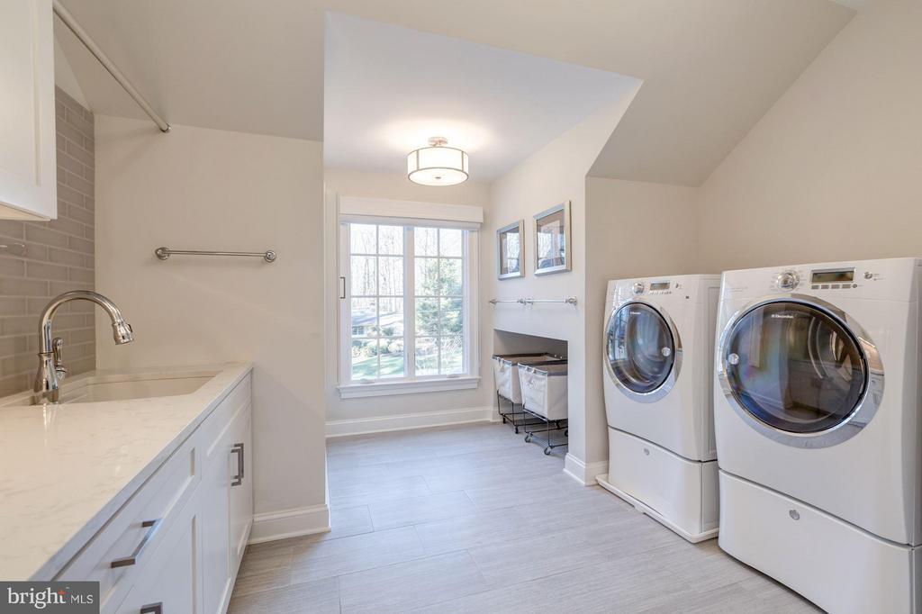 Upper Level - Laundry Room #2 - 8459 PORTLAND PL, MCLEAN