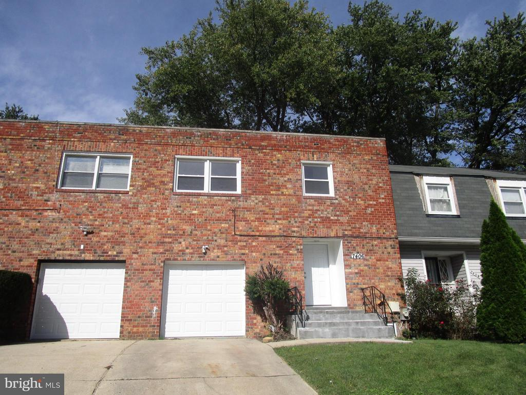 FRONT - 7406 DRUMLEA RD, CAPITOL HEIGHTS