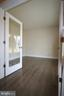 Glass doors open to Library/Office/ Piano Room - YAKEY LN, LOVETTSVILLE