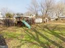 Back Yard - 7610 AMHERST DR, MANASSAS
