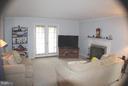 Living Room - 6606 FORSYTHIA ST, SPRINGFIELD