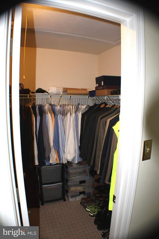 MBR Walk-in Closet - 6606 FORSYTHIA ST, SPRINGFIELD