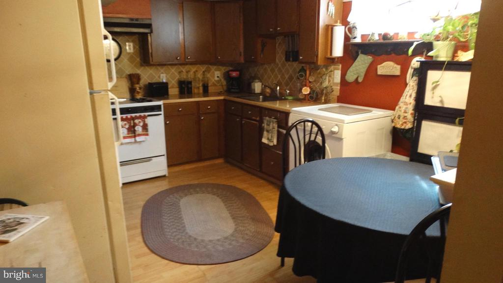 2 BR apartment (101), Kitchen - 3630 TRIPOLI CT, DUMFRIES