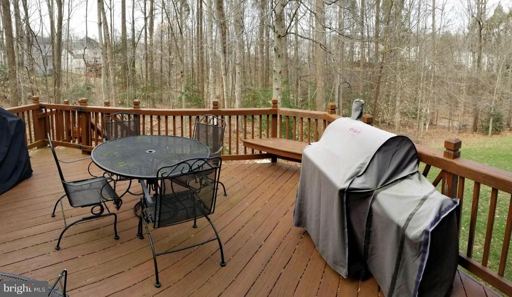 Deck Backs to Trees! - 5629 EPPES ISLAND PL, MANASSAS