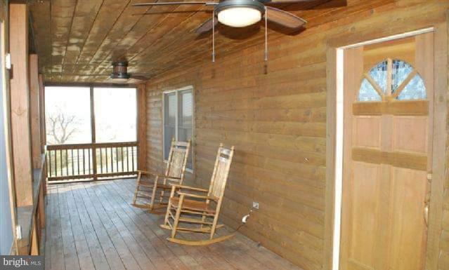 Porch - 9703 BETHEL RD, FREDERICK