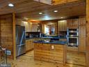 Kitchen - 9703 BETHEL RD, FREDERICK