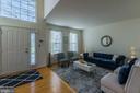 Separate Living Room - 46909 BACKWATER DR, STERLING